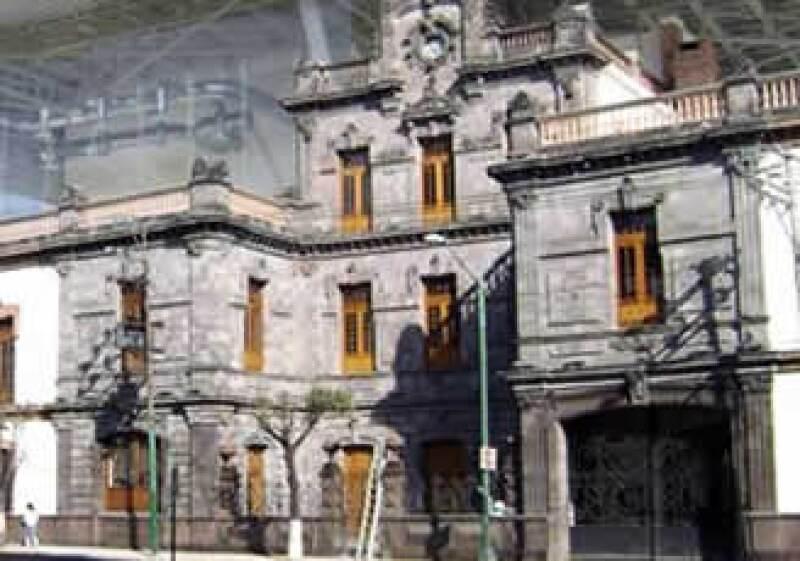El museo está en un edificio del siglo XIX. (Foto: Cortesía Presidencia)