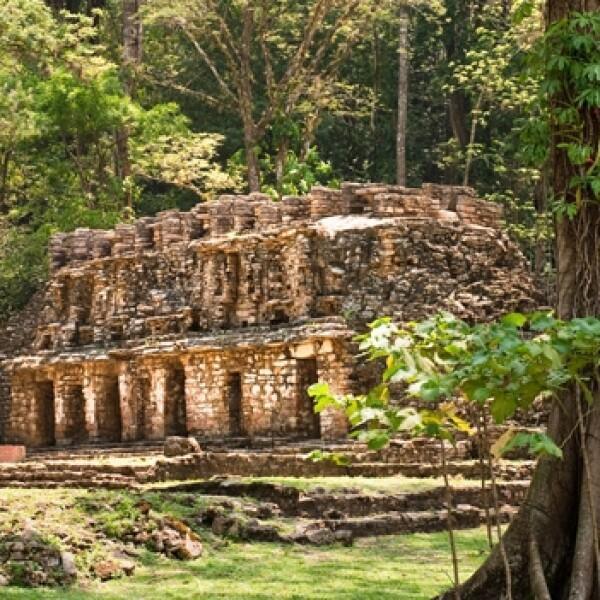 yaxchilan mayas