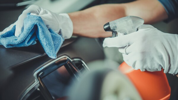 Limpieza auto