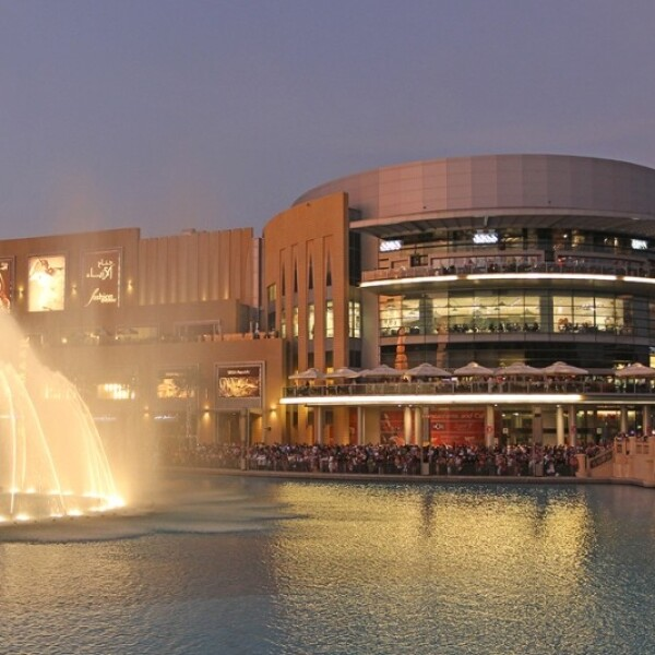 Dubai Mall (Dubai, Emiratos Arabes Unidos)