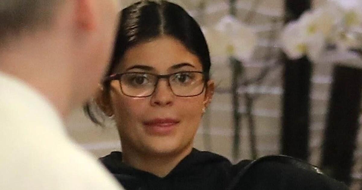 Irreconocible Asi Luce Kylie Jenner Sin Gota De Maquillaje