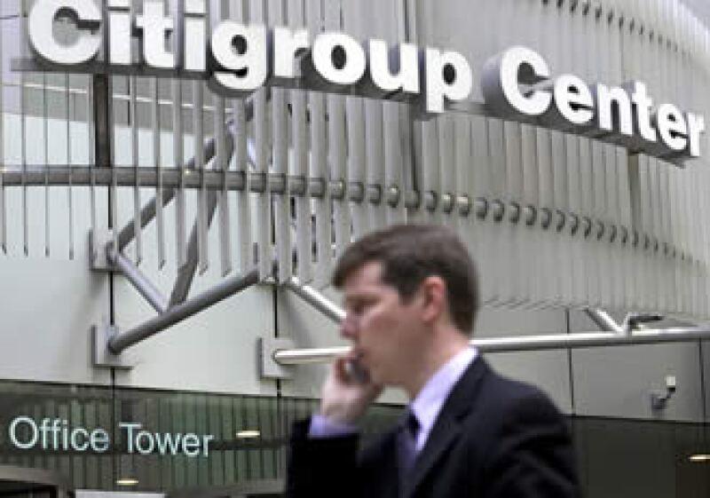 Citigroup dijo que su prioridad es proteger los intereses de sus clientes. (Foto: Archivo AP)