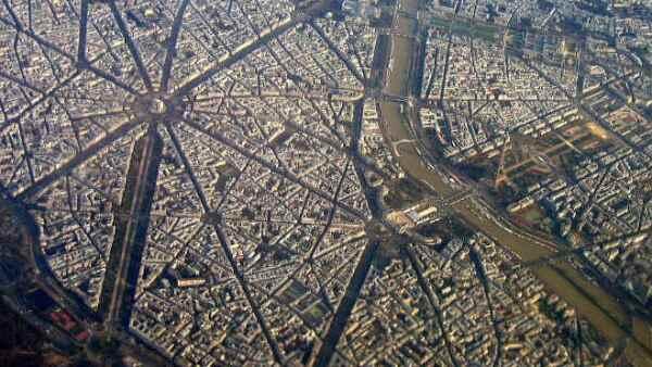 Urbanismo Par�s