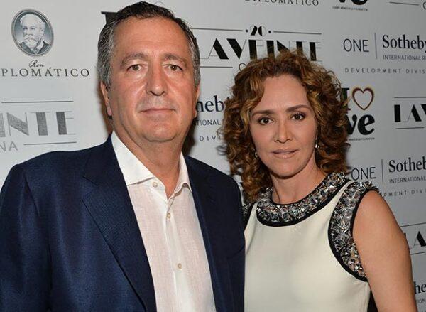 Jorge Vergara reconoció el rompimiento con su aún esposa, con quien se casó hace seis años.