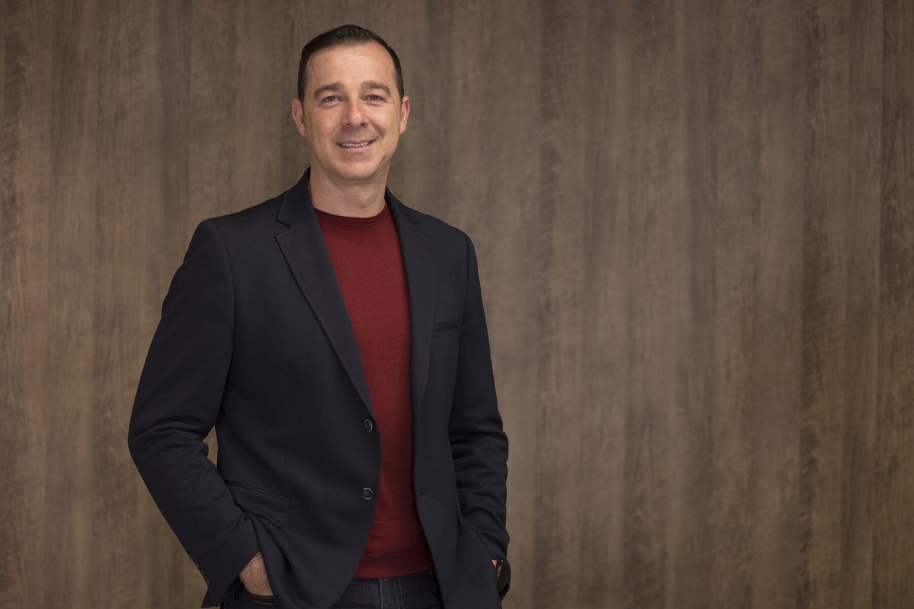 Marco Casarin, nuevo director de Facebook México.