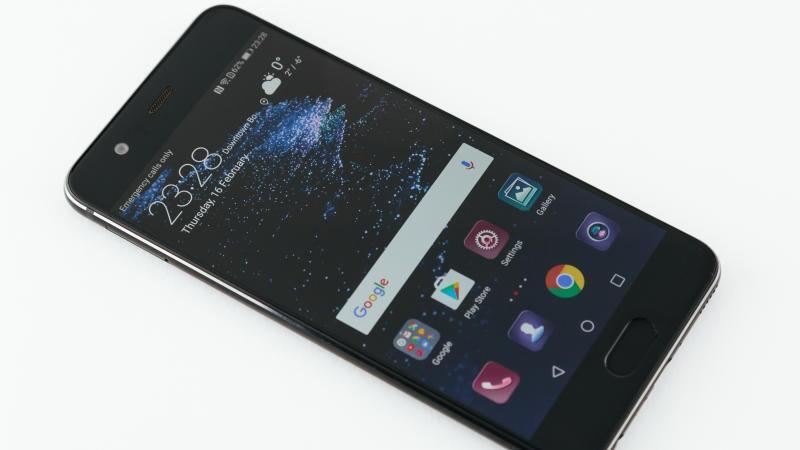 Huawei gana terreno a Apple