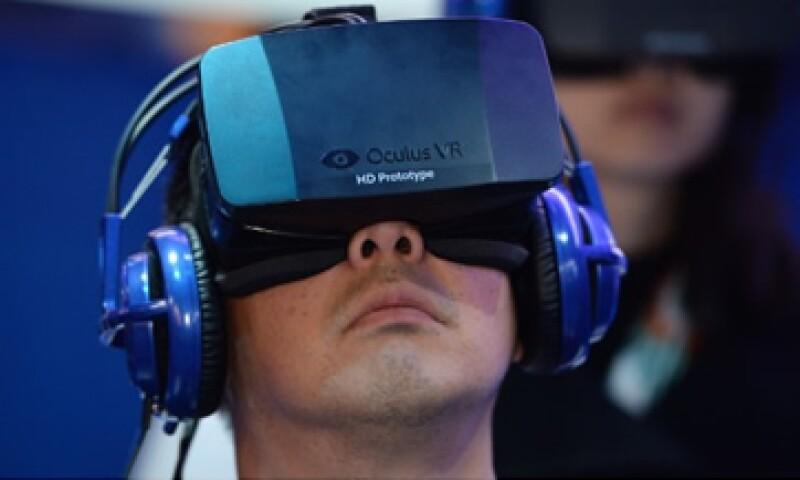 Oculus ya ha probado películas en 360 grados. (Foto: tomada de CNNMoney.com )