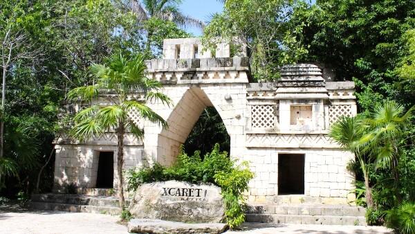 Xcaret Park, Mexico's sacred paradise