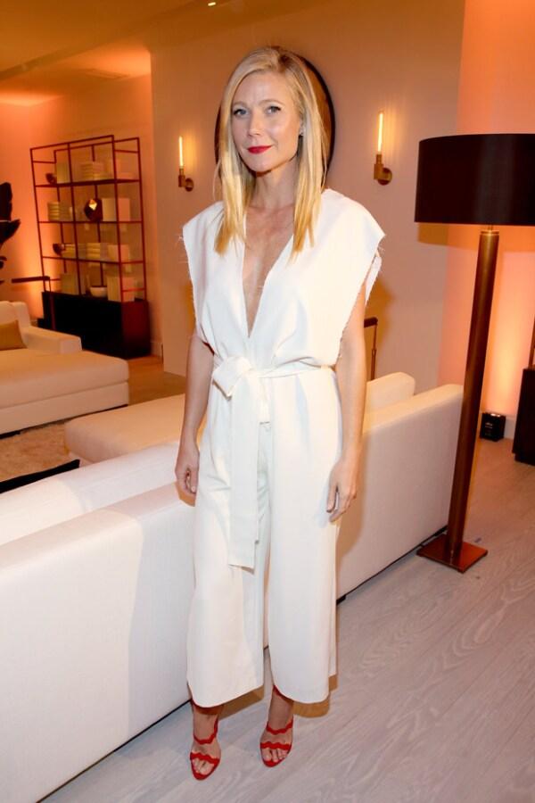 Gwyneth Paltrow ha revelado su Detox 2016 en su blog Goop.