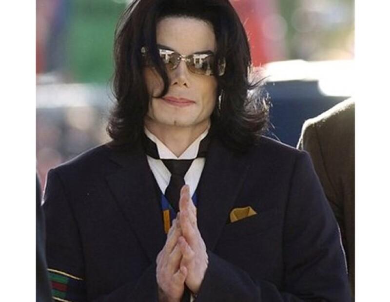 Michael Jackson murió el 25 de junio de 2009.