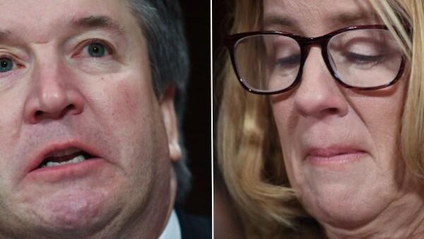 Kavanaugh Ford comparecencia Senado Estados Unidos