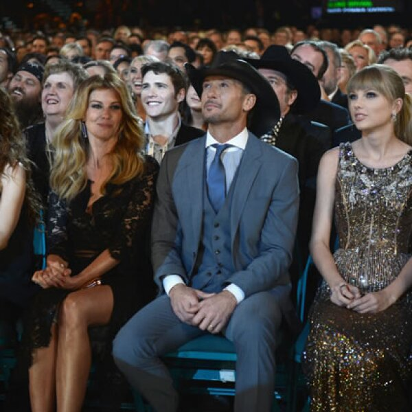 Faith Hill, Tim McGraw, Taylor Swift