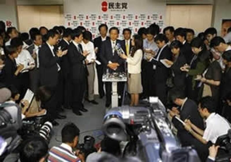 Yukio Hatoyama dará prioridad al nombramiento de un ministro de Finanzas. (Foto: AP)