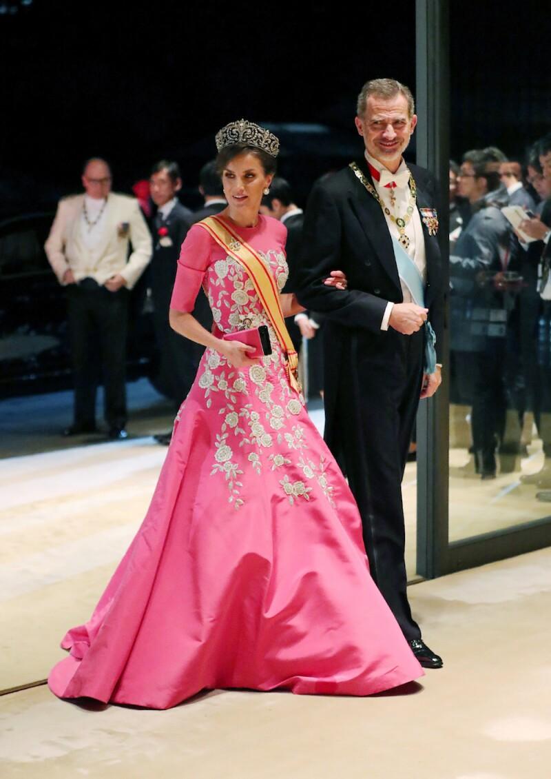 Quién Fue La Royal Más Elegante En La Cena De Gala De Japón