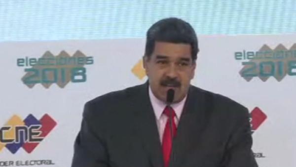 Maduro-expulsa-mayor-representante-EU-AFP