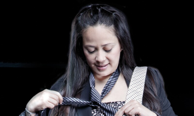 Karla Franco, gerente de marca de Unilever (Foto: Duilio Rodríguez)