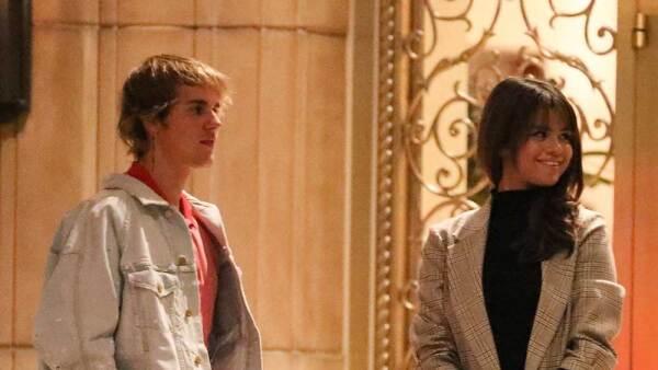 Selena y Justin destacada