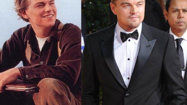 Leonardo DiCaprio era la cara bonita de Hollywood cuando protagonizó en 1997 la galardonada cinta `Titanic´, el personaje: Jack Dawson.