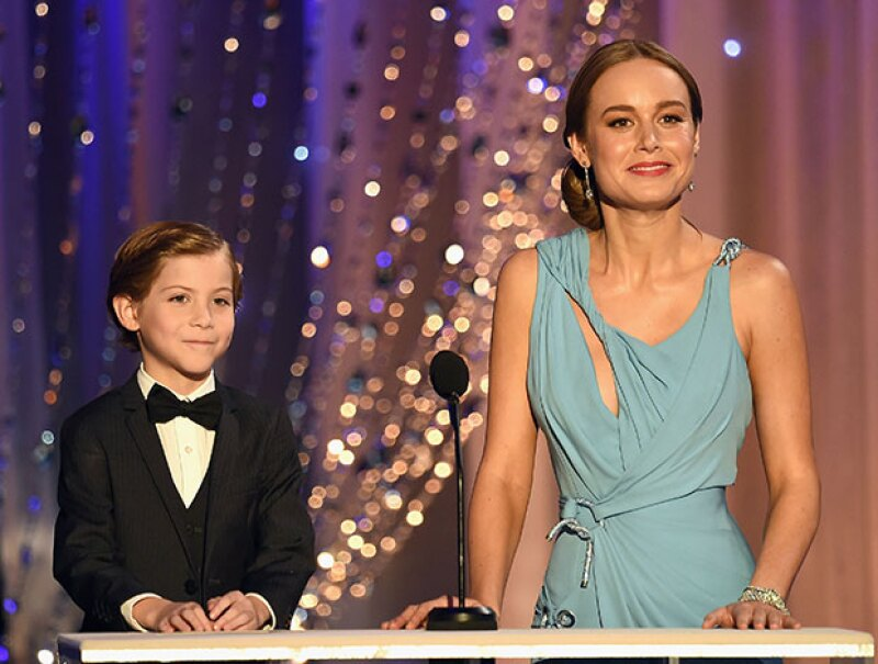 Jacob Tremblay apenas tiene 9 años, y aunque esta temporada de premios ha recibido muchas nominaciones por su papel en Room, su sueño lo ha cumplido en los SAG.