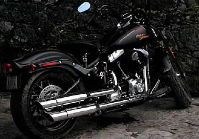 La Harley Davidson Cross Bones 2010 (Foto: Ricardo Silverio)