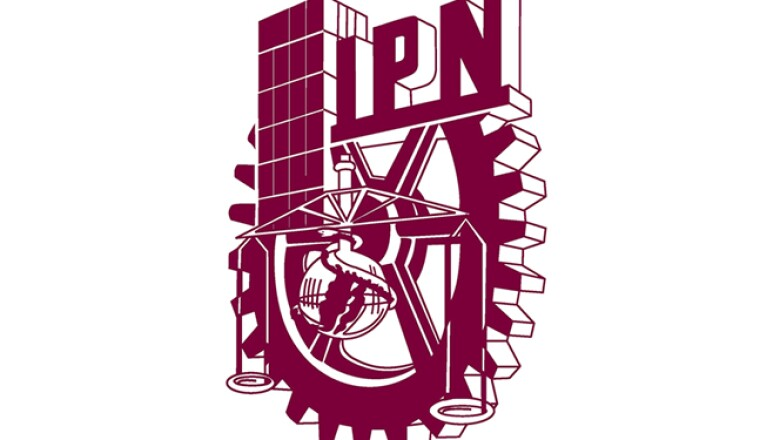 El escudo fue realizado por Armando López Fonseca, quien ganó un concurso entre estudiantes del Politécnico Nacional.