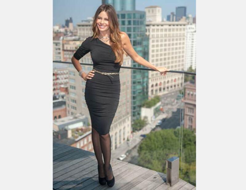 La actriz colombiana volverá a pasar por el altar con su actual pareja, el empresario Nick Loeb, pero admite que tras divorciarse del padre de su hijo nunca se planteó volver a casarse.