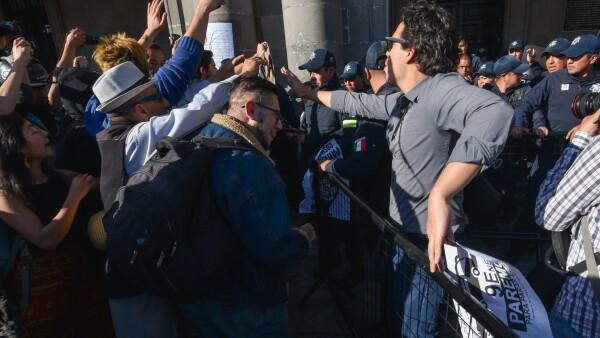Protesta en el Edomex 4