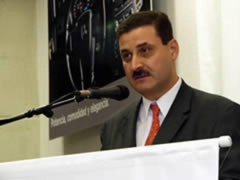 El presidente de Chrysler en México, Joseph Chasmarour, aseguró que la automotriz no requiere una reestructuración en nuestro país. (Foto: Autocosmos.com)