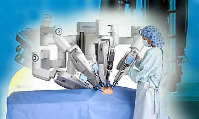 Robots (Foto: Instituto de Cirugía Robótica)