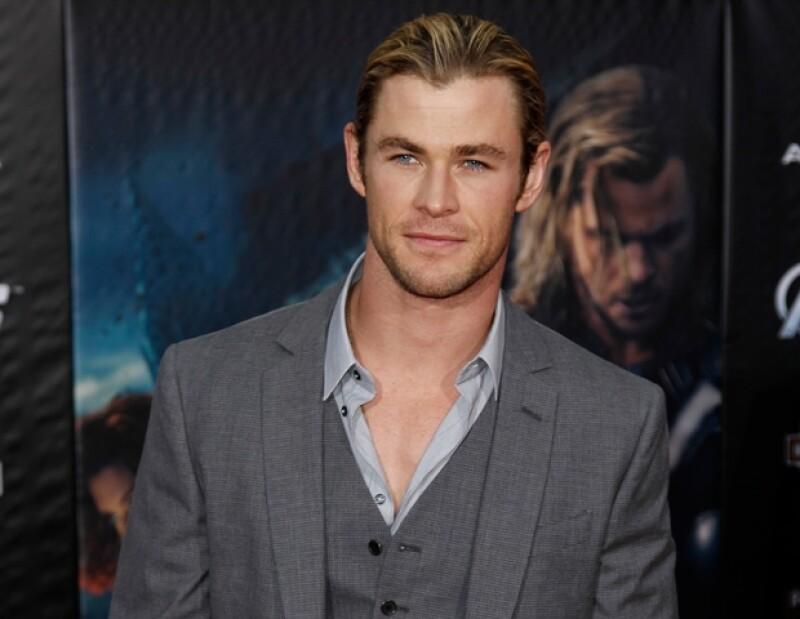 En este momento, Chris Hemsworth se encuentra en una posición envidiable para otros actores jóvenes.