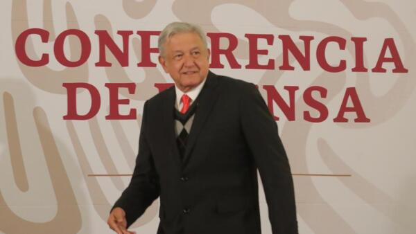 AMLO conferencia