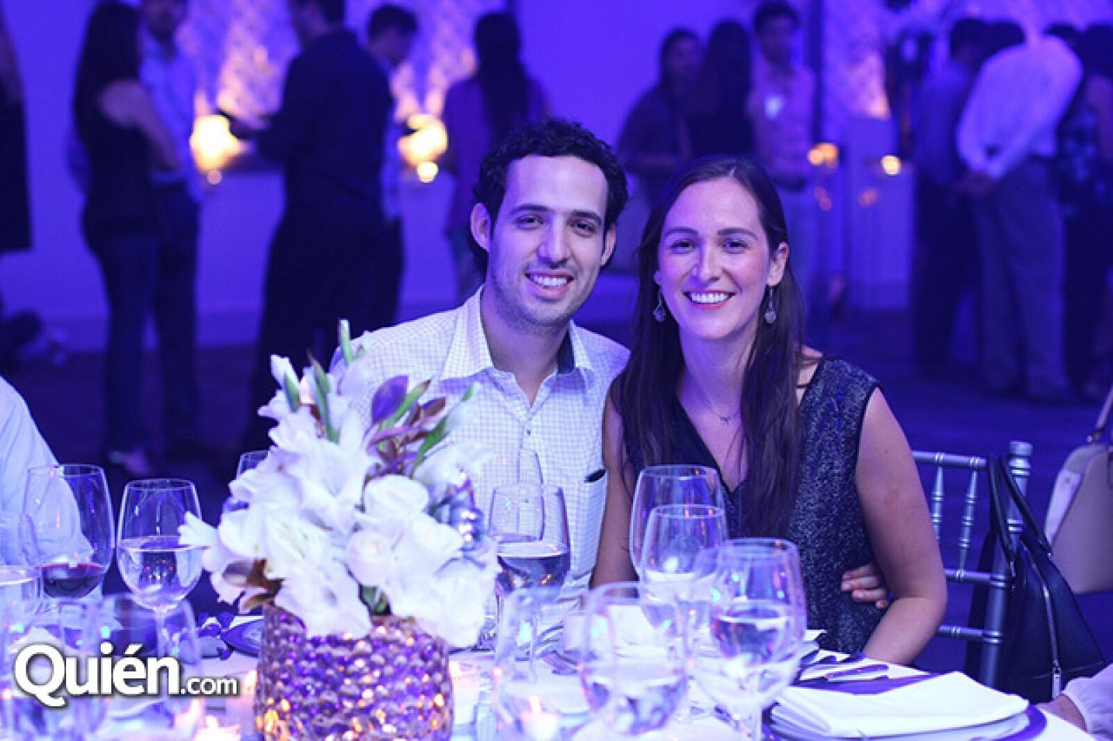 Toño Elizondo y Marifer Sánchez
