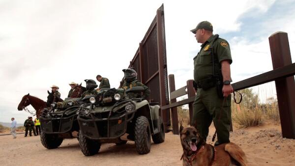 Frontera México EU