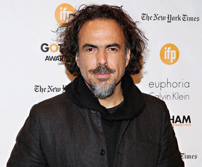El cineasta mexicano obtuvo siete nominaciones al premio conocido como antesala de los Oscar, entre ellas Mejor Director y Mejor Actor.