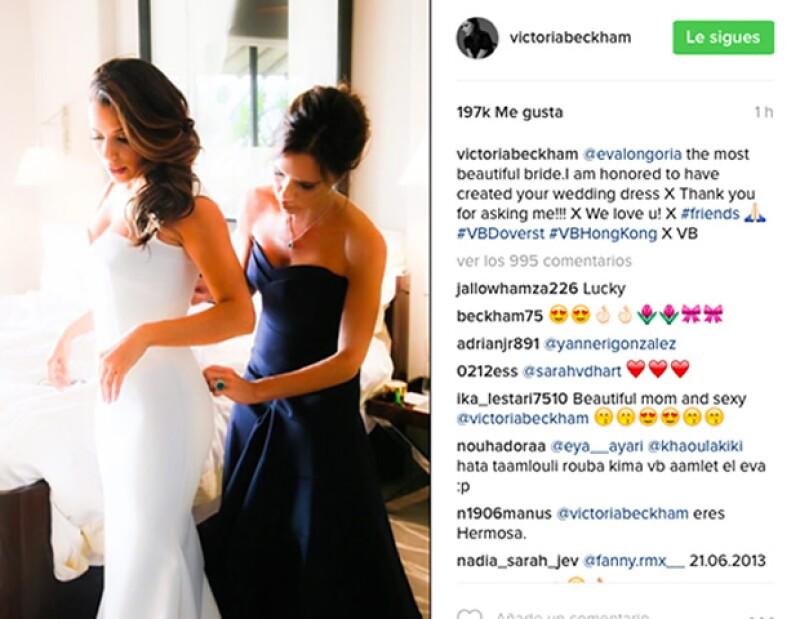 La boda de Eva y Pepe fue uno de los eventos más esperados del año. Todo fue perfecto, el lugar, los invitados y la comida. ¿Lo que fue todavía mejor? Los vestidos.