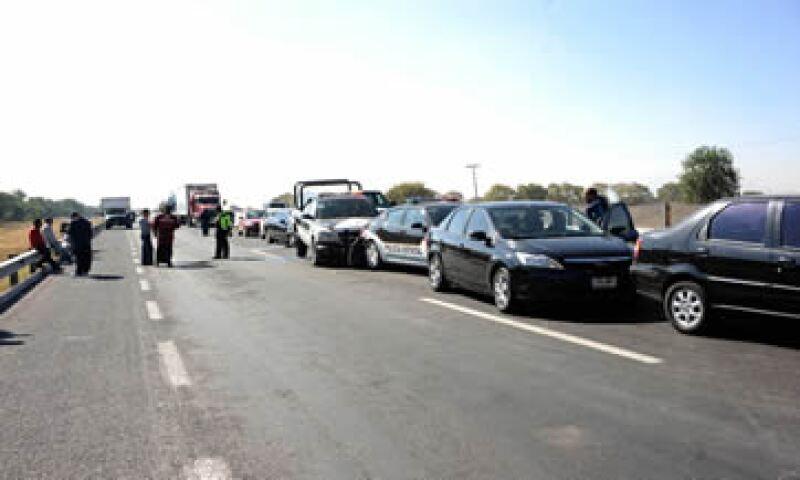 Infraiber tiene un juicio contra OHL porque le impíde auditar los tráficos e Ingresos del Circuito Exterior Mexiquense.  (Foto: Cuartoscuro )