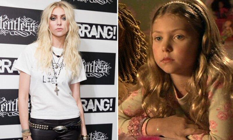 Taylor inició su carrera desde los 6 años, pero fue su participación en Gossip Girl lo que la hizo famosa. Actualmente se dedica a la música en la agrupación The Pretty Reckless.