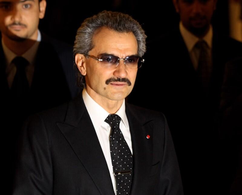 Principe Alwaleed Bin Talal Alsaud