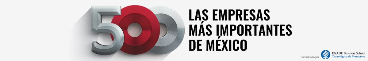 Las 500 empresas más importantes de México 2016 desktop header.jpg