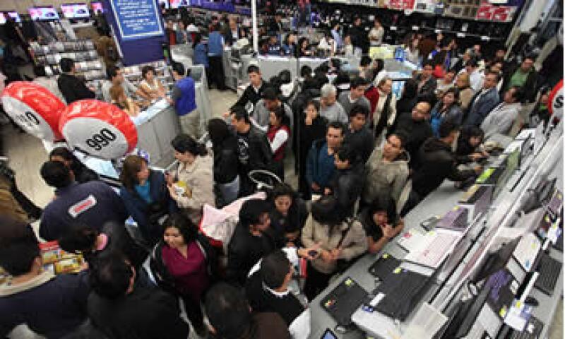 La Profeco recibió 165 quejas durante El Buen Fin. (Foto: Cortesía Walmart)