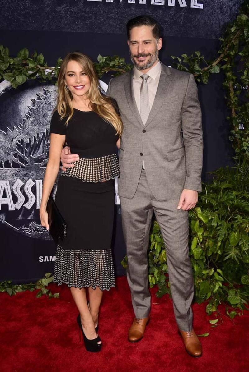 El último evento público de los actores fue cuando acudieron a la premiere de la película Jurassic Park.