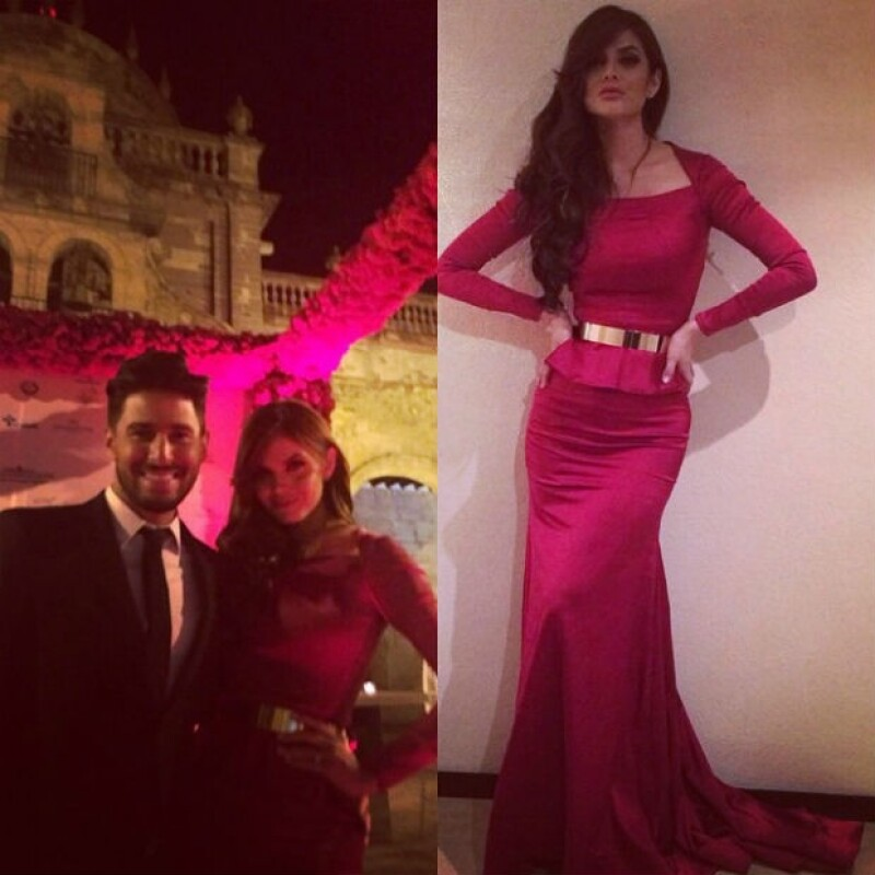 Marisol González y Rafa Márzquez desde el Instituto Cultural Cabañas de Guadalajara.