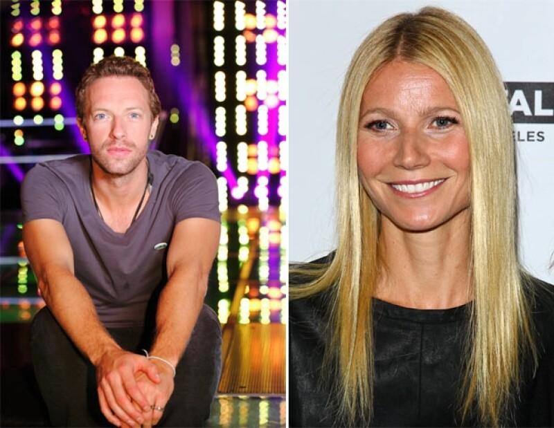 La actriz no quiere que sus hijos Apple y Moses se alejen de su padre, por lo que planea irse de gira con Coldplay. Por otra parte, fuentes aseguran que Chris Martin quiere reconquistar a su ex pareja
