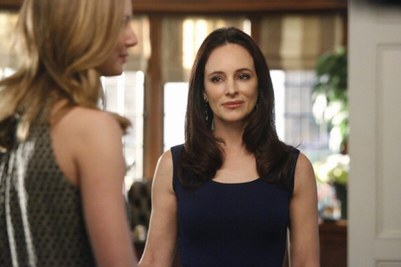 Madeleine Stowe es conocida por su papel de Victoria Grayson en la serie Revenge.