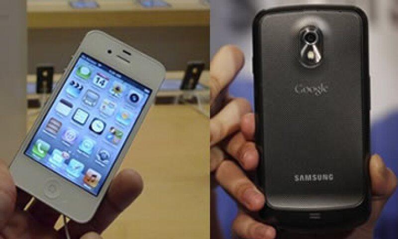 AT&T activó 1 millón de clientes con el más reciente dispositivo de Apple, el iPhone 4S, hasta el martes pasado. (Foto: Especial)