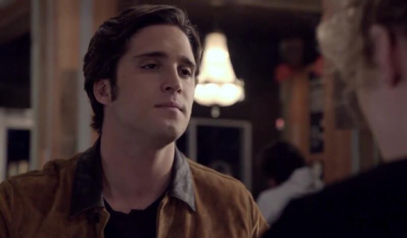 El joven actor es el representante mexicano del show televisivo que Ryan Murphy, creador de &#39Glee&#39, estrena este otoño y en entrevista habla de esta gran experiencia en su carrera.