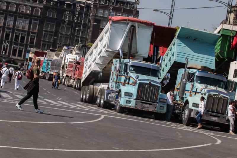 camiones sedena