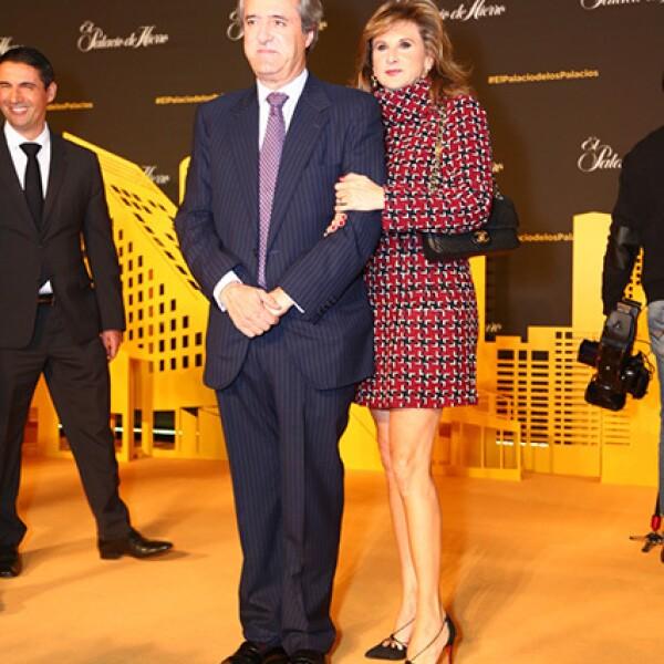Fernando y María Inés Botero