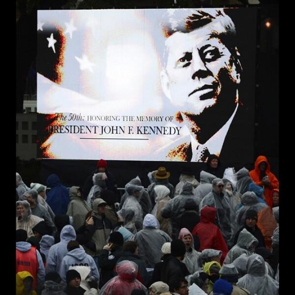 homenaje a kennedy