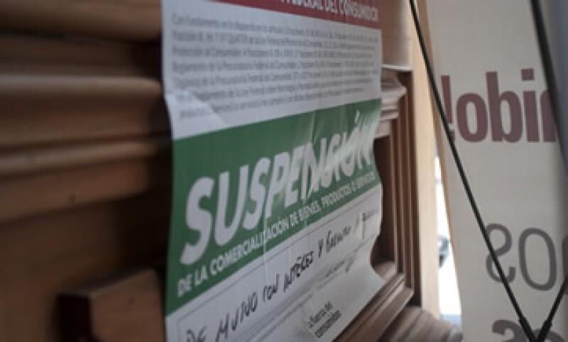 Las multas de la Subprocuraduría de Servicios cayeron 128 mdp respecto a 2012. (Foto: Cuartoscuro)